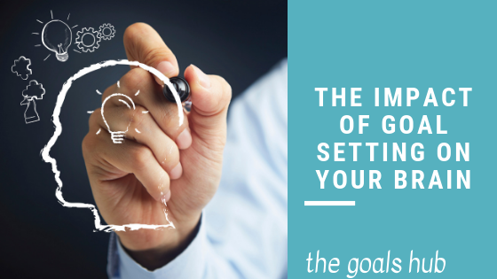 the impact of goal setting on your brain